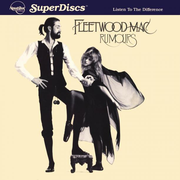 FLEETWOOD MAC - RUMOURS (LP) (LOSSLESS, 1977/1980) FLAC