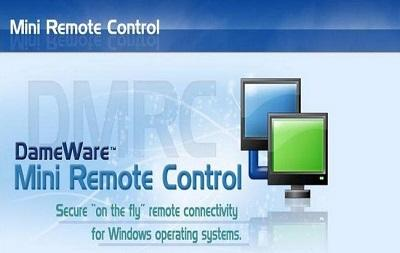 DameWare Mini Remote Control 12.1.0.89 - ENG