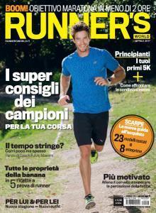 Runner's World Italia - Aprile 2017 - ITA