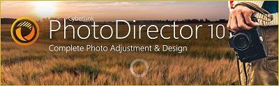 [PORTABLE] CyberLink PhotoDirector Ultra v10.0.2022.0 x64 Portable - ITA