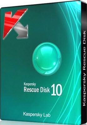 Kaspersky Rescue Disk 18.0.11.0 Update 03.12.2018 - Eng