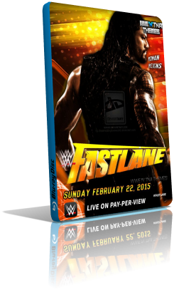 Wwe Fastlane 2015 WEB-DL ITA AC3 Avi