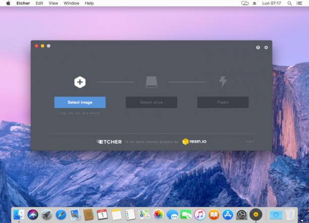 [MAC] balenaEtcher 1.5.80 macOS - ENG