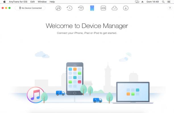 [MAC] AnyTrans for iOS 8.5.0.20200323 macOS - ENG