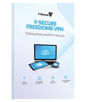 F-Secure FREEDOME VPN v2.10.4980.0 - ITA