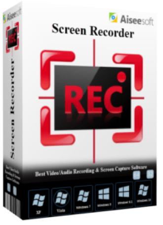 [PORTABLE] Aiseesoft Screen Recorder 2.0.18 - Eng