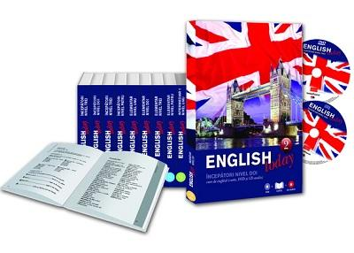 English Today - Videocorso Multimediale 26 Volumi (dvd+cd+book) - ITA