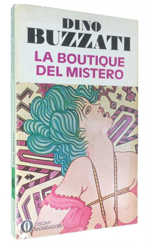 Dino Buzzati La Boutique Del Mistero Download