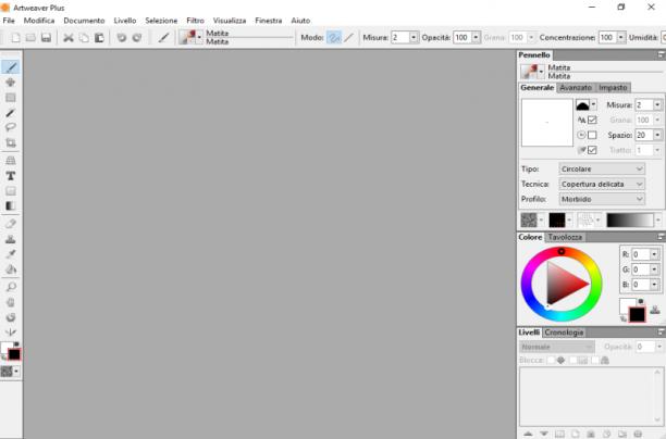 Artweaver Plus 7.0.0.15216 - ITA