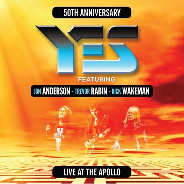 YES – LIVE AT THE APOLLO (2018) mp3