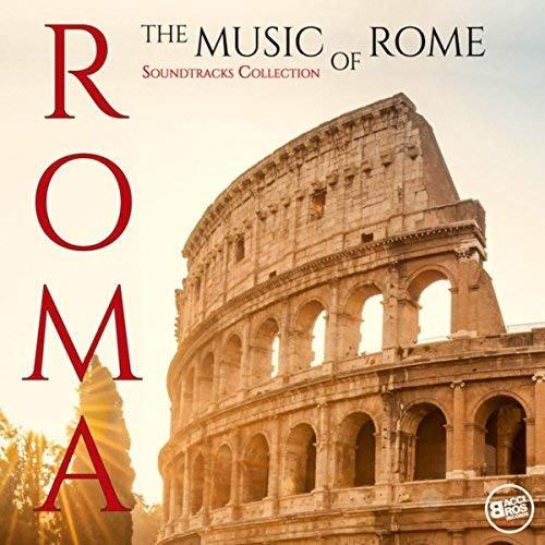 VA – Roma – The Music of Rome (Soundtracks Collection) 5CD (2018) Mp3 320 kbps