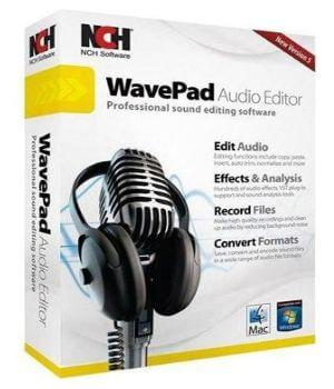 [PORTABLE] NCH WavePad Sound Editor Masters Edition 7.13 Portable - ENG