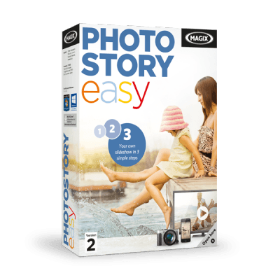 MAGIX Photostory Easy 2.0.1.54 + Content Pack- ITA