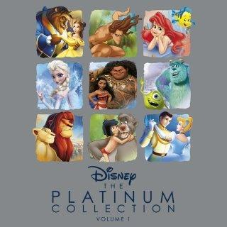 Disney, The Platinum Collection Volume 1 (4CD) (2018) MP3 320 KBPS