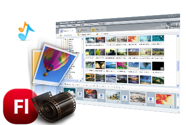 iPixSoft Flash Slideshow Creator v5.3.0.0 + Templates Pack - ITA