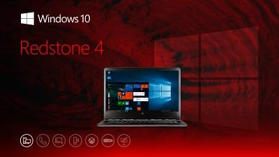 Microsoft Windows 10 Home v1803 Redstone 4 - Maggio 2018 - ITA