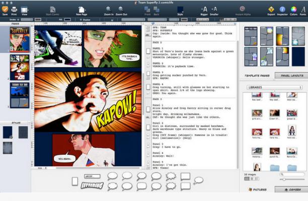 [MAC] Comic Life 3.5.11 macOS - ITA