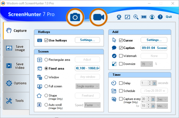 ScreenHunter Pro 7.0.1005 - ENG