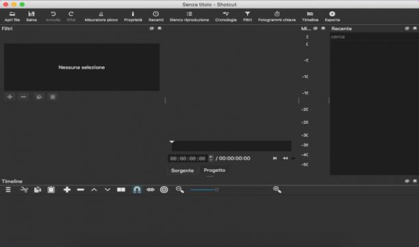 [MAC] ShotCut 18.12.23 MacOSX - ITA