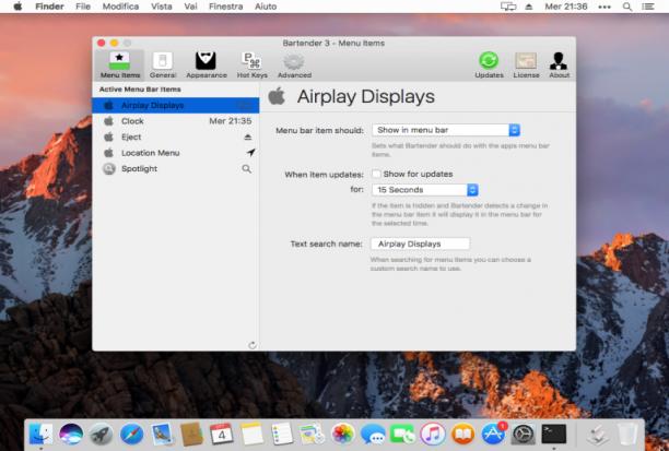 [MAC] Bartender 3 v3.1.4.3104 macOS - ENG