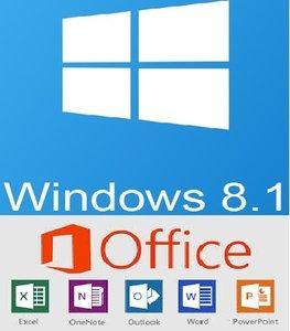 Microsoft Windows 8.1 Pro + Office 2016 Professional Plus Maggio 2017 - ITA
