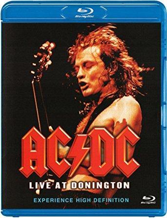 AC/DC Live at Donington (1992) Bluray Full 1.1- DD ENG