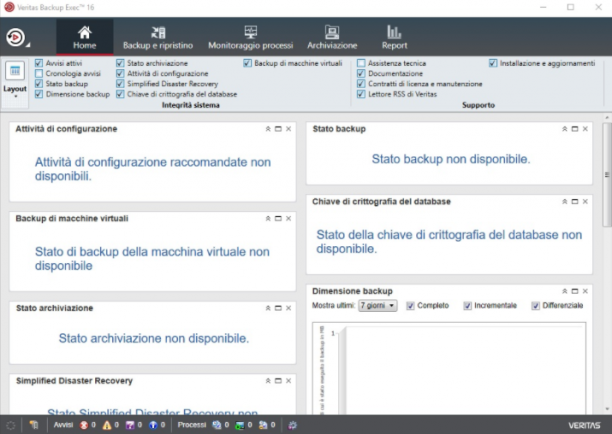 Veritas Backup Exec v21.2.1200.1930 x64 - ITA