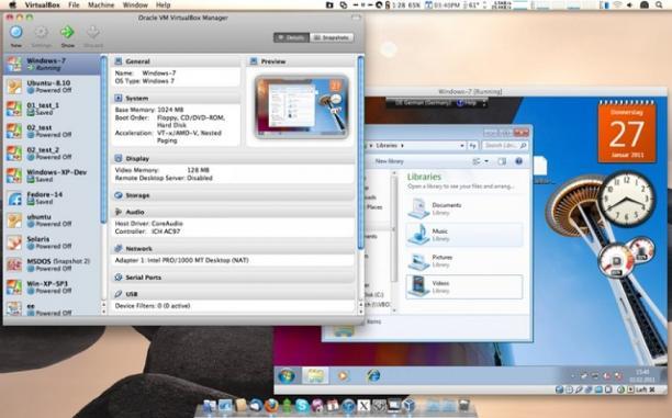 [MAC] VirtualBox 6.1.0 Build 135406 con Extension Pack macOS - ITA