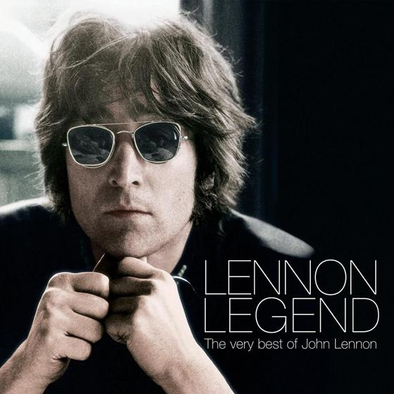 John Lennon - Legend The Best (Deluxe 2CD) (2018) Mp3 -320Kbps