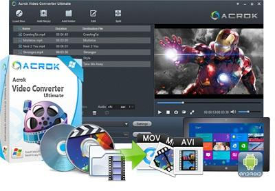 [PORTABLE] Acrok Video Converter Ultimate 6.1.100.1134 Portable - ENG