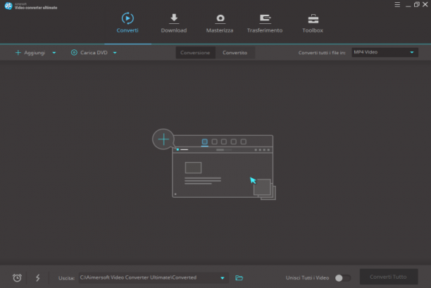 Aimersoft Video Converter Ultimate 11.7.1.4 - ITA