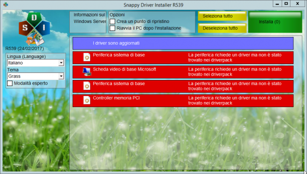 snappy driver installer r539 download
