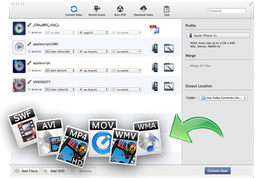 [MAC] Anvsoft Any Video Converter Ultimate 6.1.5 MacOSX - ENG