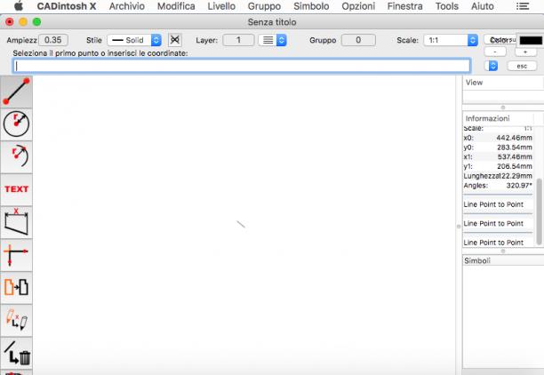 [MAC] CADintosh X v8.4.3 MacOSX - ITA