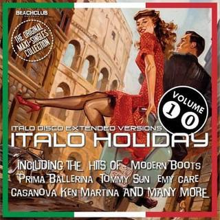 Italo Holiday Vol.10 (2018) .mp3 - 320 kbps