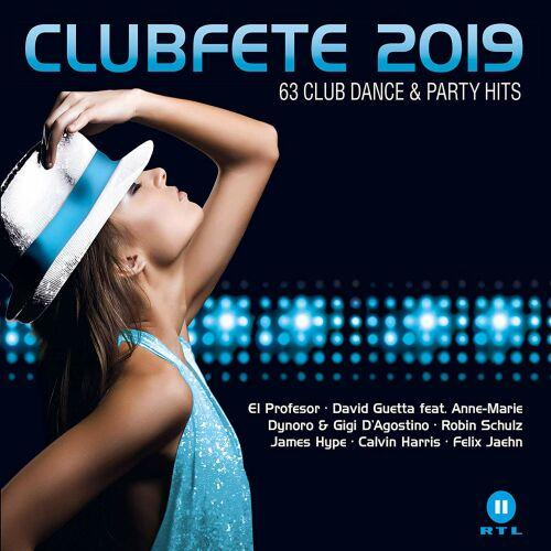 Clubfete 2019 (63 Club Dance & Party Hits) (3CD) (2018) mp3 320 kbps