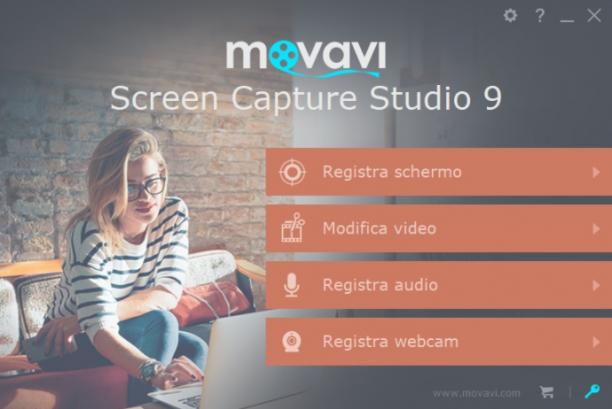 Movavi Screen Capture Studio 9.2.1 - ITA