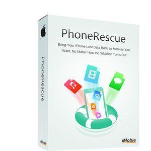 [PORTABLE] iMobie PhoneRescue v3.3.0.20170619 Portable - ENG