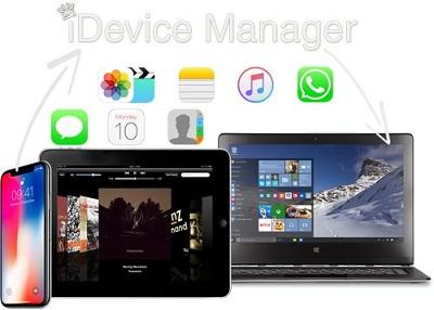 iDevice Manager Pro Edition 10.7.0.0 - ITA