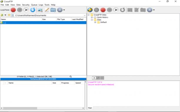 [MAC] CrossFTP Enterprise 1.97.9 MacOSX - ENG