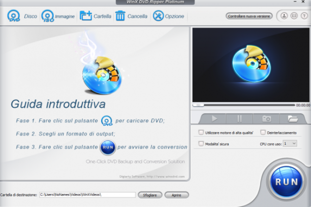 [PORTABLE] WinX DVD Ripper Platinum 8.5.0.181 Portable - ITA