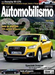 Automobilismo - Marzo 2017  - ITA