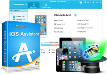 [PORTABLE] Coolmuster iOS Assistant 2.0.148 Portable - ENG