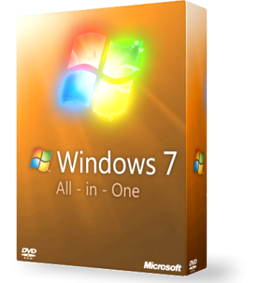 Microsoft Windows 7 Sp1 All-In-One 11 in 1 - Settembre 2018 - ITA