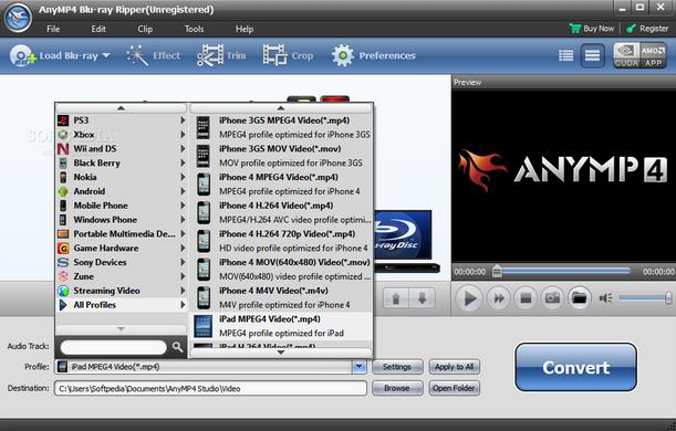 AnyMP4 Blu-ray Ripper 7.2.30 - ENG