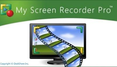 DeskShare My Screen Recorder Pro v.5.0 - ITA