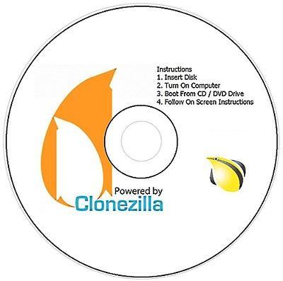CloneZilla LiveCD 2.6.2-5 testing (x86/x64) - ITA