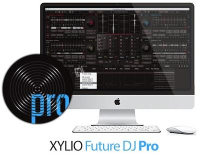 [MAC] XYLIO Future DJ Pro v1.6.1 MacOSX - ENG