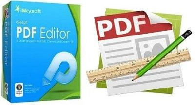 iSkysoft PDF Editor Professional v6.2.0.2604  - ITA