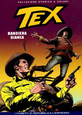 Tex Willer Collezione Storica a Colori 094 - Bandiera bianca (2009) - ITA